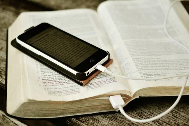 Die Bibel, das Buch der Bücher.