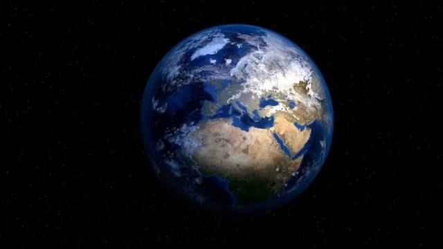 Das Leben auf unserer Erde ist genial.