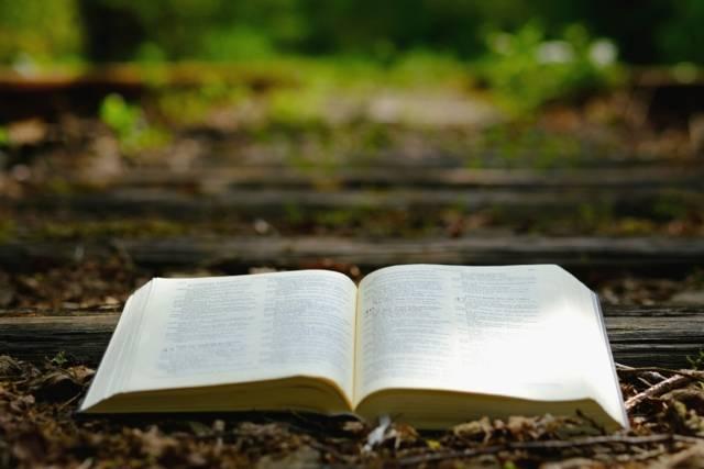 Das Wort Gottes ist alles, was wir brauchen.